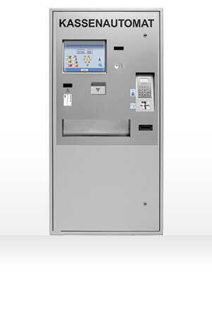 Kassenautomaten MP 200 von HESS Cash Systems